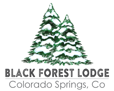 Black Forest Bed & Breakfast in Colorado Springs Retina Logo