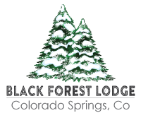 Black Forest Bed & Breakfast in Colorado Springs Logo